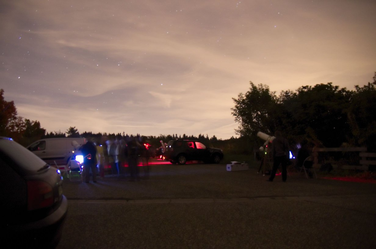 Nuit De L Astronomie Au Champ Du Feu Le Samedi 24