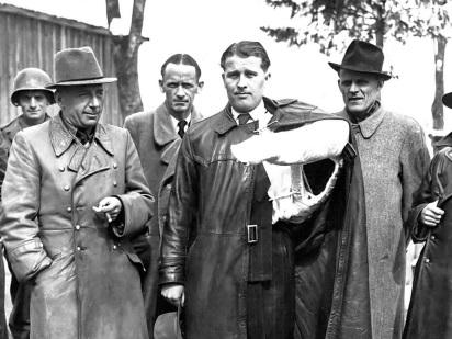 Von Braun se rend aux américains le 2 mai 1945
