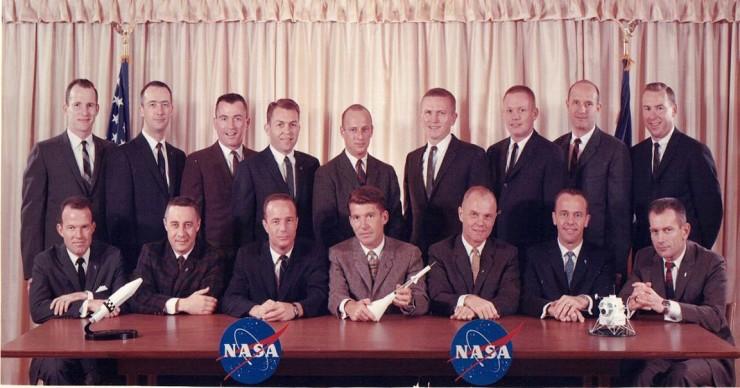 Les astronautes Gemini