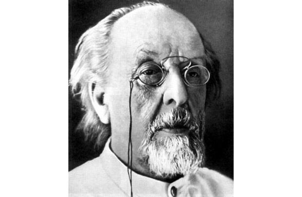 Konstantine Edouardovitch Tsiolkovsi (1857-1935)
