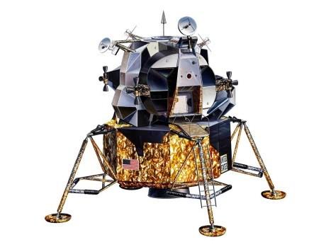 Le LM (Lunar Module)